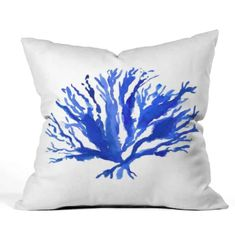 Shop the latest coastal living decor for your beach house. From colorful living room ideas to beachy bedroom decorating, shop Laura Trevey coastal decor. Coral Throw Pillows, Throw Pillow Sets, Outdoor Throw Pillows, Decorative Throw Pillows, Decor Pillows, Tropical Home Decor, Coastal Decor, Coastal Living, Pink Sand Beach