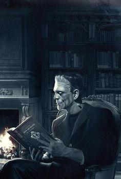 Love a well-read man...