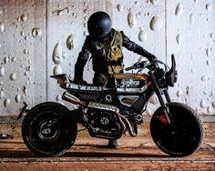 Radical! Ducati Scrambler Pirelli
