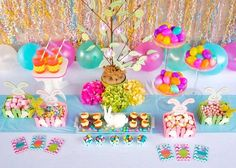 ✜ Happy Easter table ✜