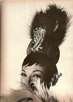 Josephine Baker by Irving Penn