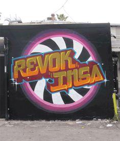 """GIF-ITI"" Street art and Animated Gif– byINSA"