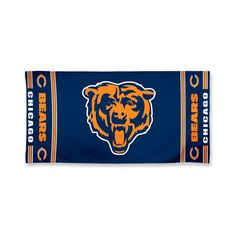 These beach towels are great for a day at the beach, laying around the pool, or simply as an added touch to any bathroom decor. Featuring colorfast team graphics, these fiber reactive printed towels a