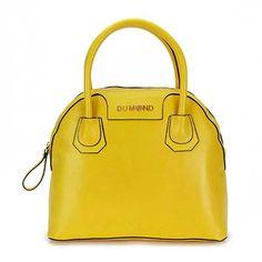 Bolsa Bowling Dumond 483177 - Amarelo