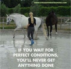 I got on my horse bareback with his blankets still on and rode in the rain Equine Quotes, Equestrian Quotes, Equestrian Problems, Equestrian Style, Inspirational Horse Quotes, Motivational Quotes, Racing Quotes, Funny Horses, Horse World