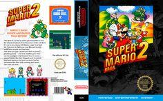 Nr 2 - Super Mario 2, by RLA
