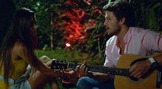 Güneşin Kızları. Ali'nin Selin'e söylediği ilk şarkı .Ah bu ben - Dizi yorum, Fragman tahmin