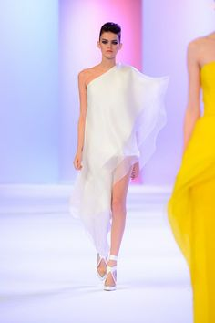 Stephane Rolland Spring/Summer 2014 Couture