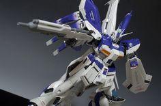 MG 1/100 Hi-Nu Gundam Ver.Ka PAINTED BUILD: Full Photoreview Hi Res Images, Info http://www.gunjap.net/site/?p=201232