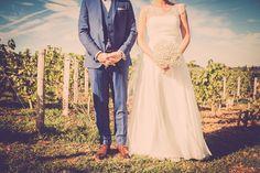 Petit retour sur nos beaux mariés en costume L'apiéceur.