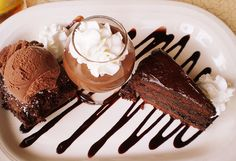 cake, chocolate, chocolate cake, chocolate ice cream, dessert, food, food porn, foodporn, girly, ice cream, love, tumblr, vanilla, yum, yummy, choco moose, choco mouse