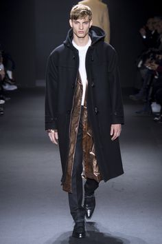 Calvin Klein Collection Fall 2016 Menswear Fashion Show