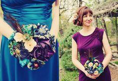 Tina  Scotts Travel Themed Crafty Wedding