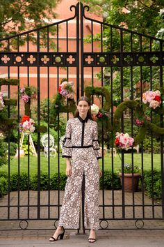 Lela Rose Resort 2018 Fashion Show Collection