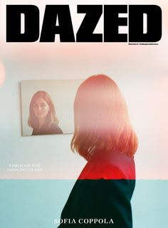 Through the looking glass.  Ahead of her new film The Beguiled and following her Best Director win at Cannes, Sofia Coppola fronts the summer issue of #Dazed.⠀ Photography Mark Borthwick.