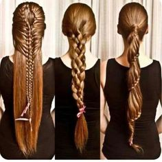 Celtic hairstyles | Celtic women II