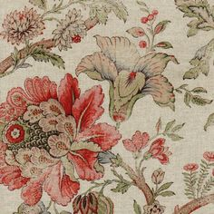 Distributor prices on P Kaufmann VINTAGE/HAR 001 DOCUMENT floral print upholstery and drapery fabric. Decorative Fabrics Direct since fabric and samples available for immediate shipment.