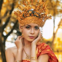 Penari Bali by Mode Photographhy - People Portraits of Women