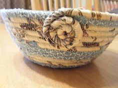 coiled bowls. lots of sizes, lots of uses, lots of colours.