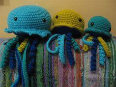 Jellyfish family