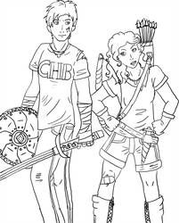 Pin On Percabeth And Friends