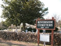 Riverside Cemetery  Smithfield  Johnston County  North Carolina  USA