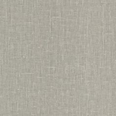 Give your walls character with this textured wallpaper. As light as a summer fabric, this gentle woven linen texture brings a subtle detail to walls in a tarnished silver color way. This wallpaper is highly dimensional and will give your home a polis