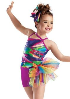 dance Hot pink costumes acro