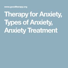 Everyone is subject to anxiety at times, but when anxiety becomes pervasive or overwhelming, it may become difficult to cope with everyday stressors. High Functioning Anxiety, Types Of Anxiety, Anxiety Therapy, Anxiety Treatment, Mental Health, Psychology, Learning, Psicologia, Studying