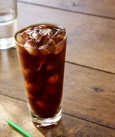 sbux ice coffee - heaven