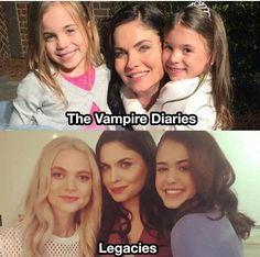 Vampire Diaries Funny, Vampire Diaries Cast, Vampire Diaries The Originals, Legacy Tv Series, Vampire Diaries Wallpaper, Percy Jackson Art, Bonnie Bennett, Vampire Dairies, Delena