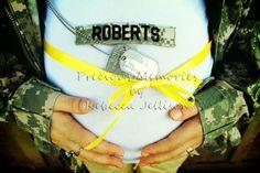 Military Maternity Photo Ideas | Maternity - Military | Military Photography Ideas