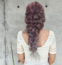 This curly mermaid hairstyle by @theconfessionsofahairstylist , featuring our NEW #Kenra Fast-Dry Hairspray 8 that launches this July, is absolutely stunning! #mermaidhair #hairtutorial