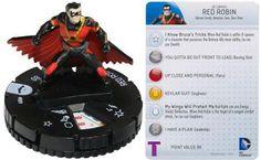 Red Robin #009 Batman DC Heroclix