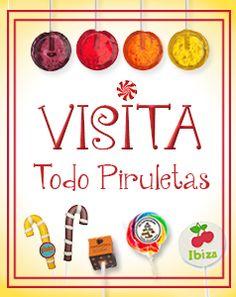 divertidas y originales Piruletas http://todo-piruletas.es/