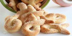 Простой рецепт хрустящего домашнего печенья от итальянской бабушки. На скорую руку! Бегу печь, ведь всё, что нужно, есть на кухне!