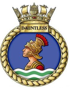 HMS Dauntless (D33) - Wikipedia