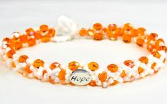 Multiple Sclerosis Awareness Bracelet