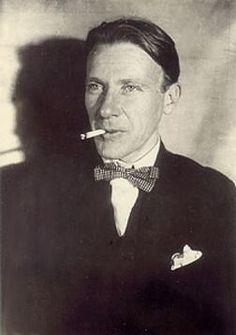 Mikhail Bulgakov, author of Master and Margarita. We share the same birthday, May 15th.