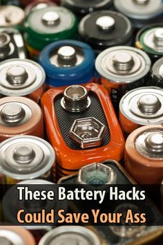 In this video, Malcolm from Bug Out Brothers shares a couple hacks that could save your ass if you don't have enough batteries.