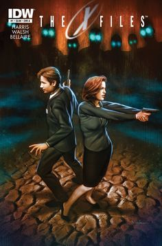 All new X Files comics?  Frak yeah! Newsarama.com : IDW Publishing June 2013 Solicitations