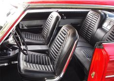 1964 FORD GALAXIE 500 XL CUSTOM FASTBACK - Interior - 61064