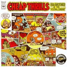 Big Brother and the Holding Company (starring the immortal Janis Joplin!)