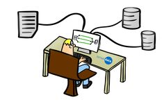 Tensei-Data migration from CSV file to Oracle or MS SQL Server database