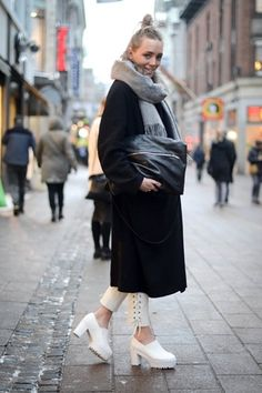 Streetstyle fra Copenhagen Fashion Week - dag 3