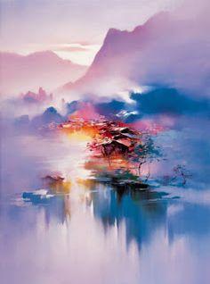 Billedresultat for hong leung paintings
