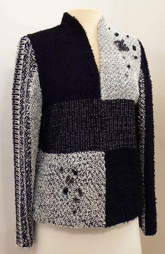 Handwoven Clothing, Jacket, Kathleen Weir-West, 14-002.JPG