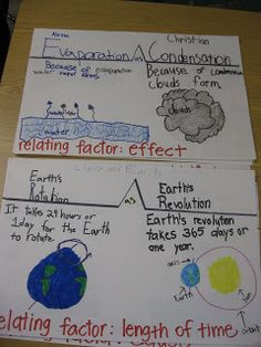 Third Grade Thinkers: Using Thinking Maps