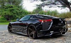 Amazing Lexus LFA #LexusLFA