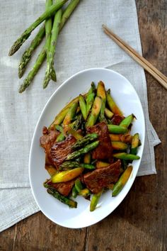 Tofu and Asparagus with Lemongrass Rub | Cooking Inspiration and Meal ...